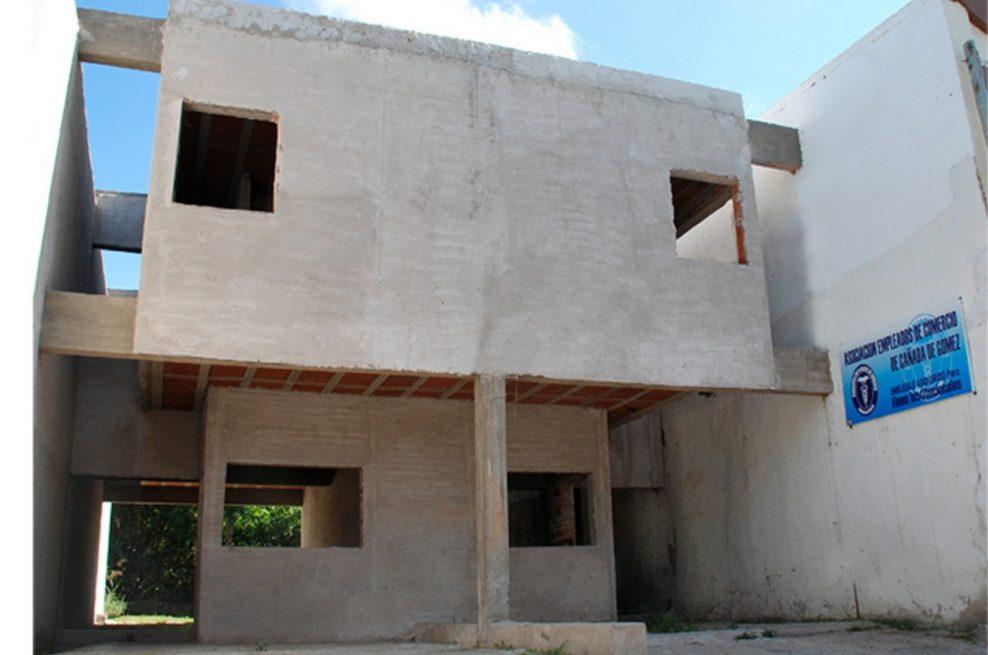 Ampliación del Edificio Institucional